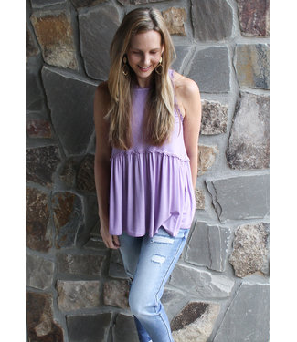 BAMBI HALTER TOP- Two Colors