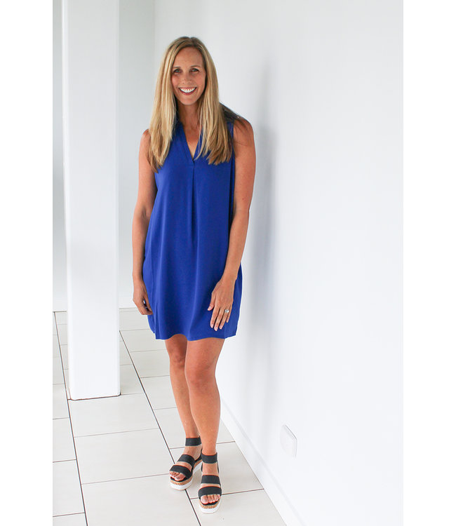 EASY DAY DRESS- 3 Colors