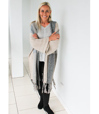 FALL DAY OPEN CARDY