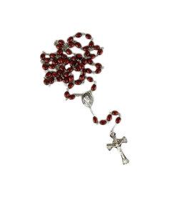 McVan Sterling silver rosary McVan