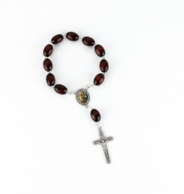 Saint Joseph car rosary
