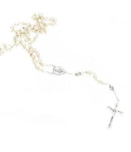Chapelet Fatima fini perle N-D de Fatima