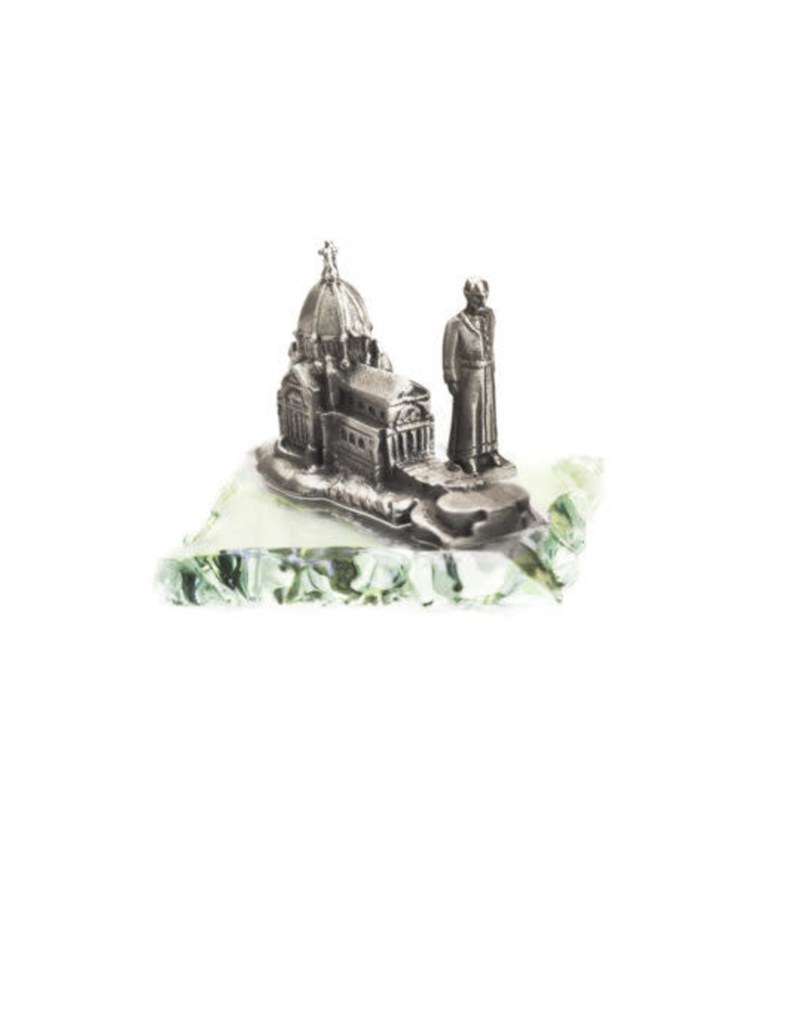 Miniature Replica of Saint-Joseph's Oratory
