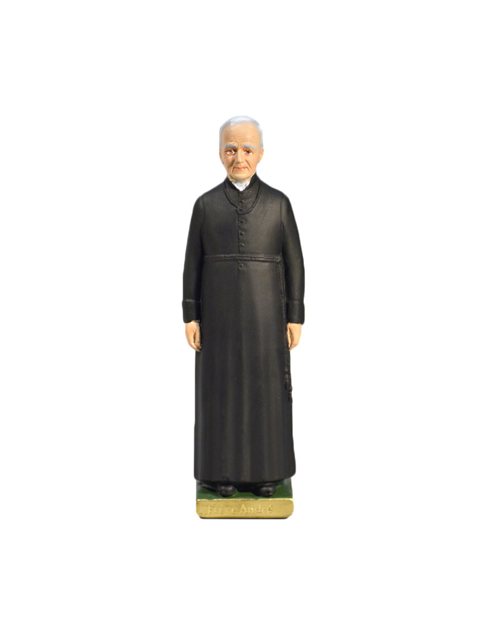Statue saint frère André plâtre