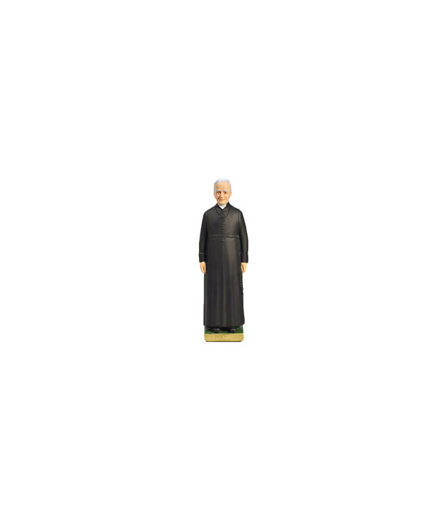 Plaster Statue of Saint Brother André