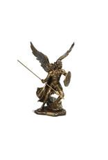 Collection Veronese Statue saint Raphaël résine bronze