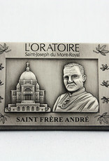 Saint Brother André Desk Ornament