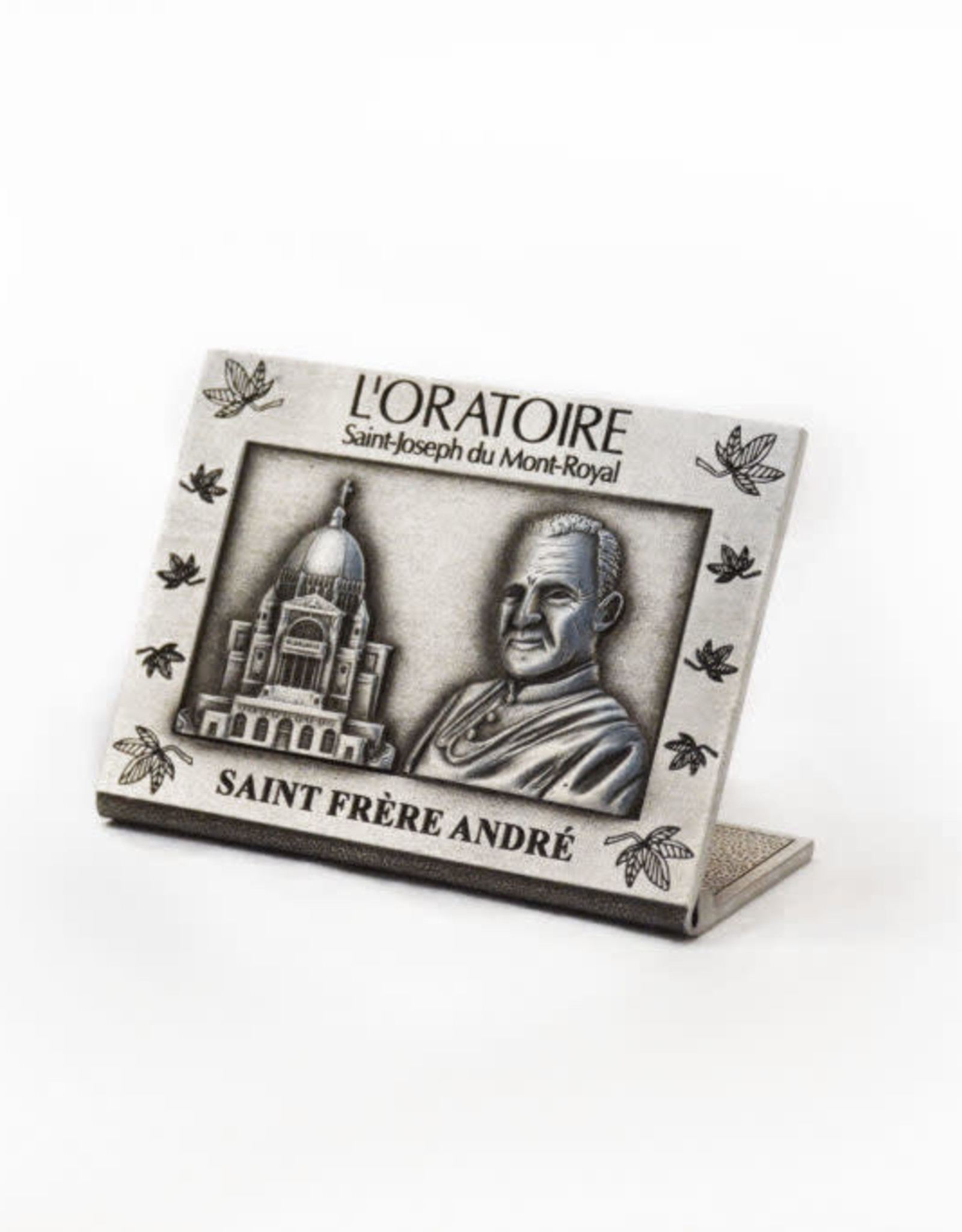 Saint Brother André Desk Ornament