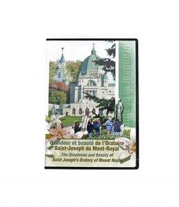 L'Oratoire Saint-Joseph du Mont-Royal The Greatness and Beauty of Saint Joseph's Oratory (DVD)