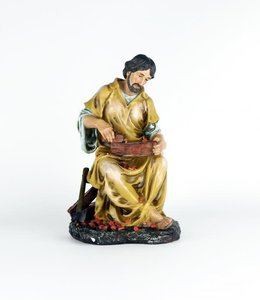 Statue Saint Joseph working wood