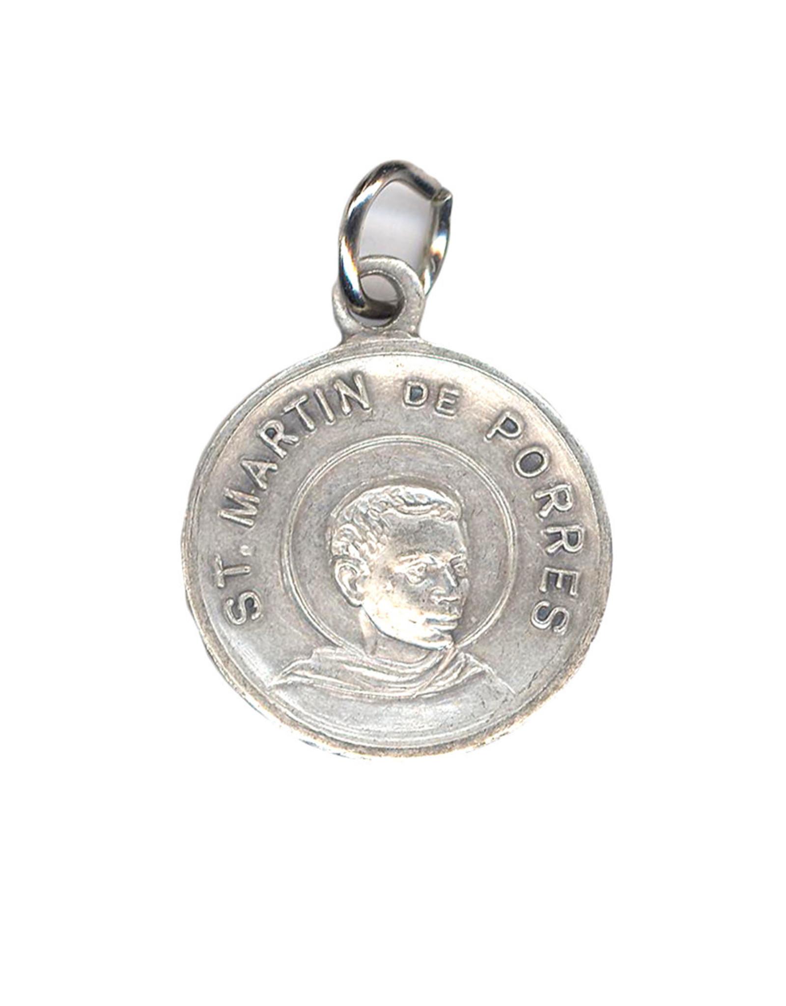 Relic medal Saint Martin de Porres