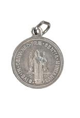 Relic medal Saint Benedict