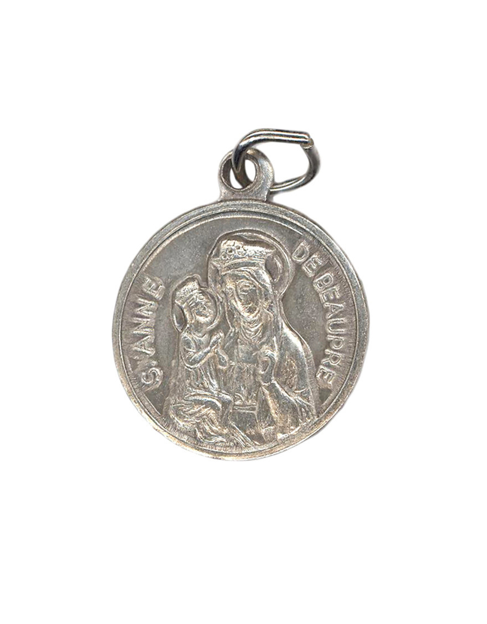Relic medal Sainte Anne de Beaupre