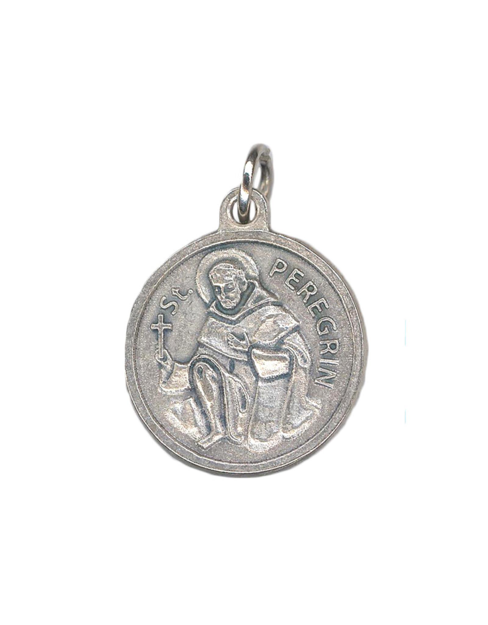 Relic medal Saint Peregrine