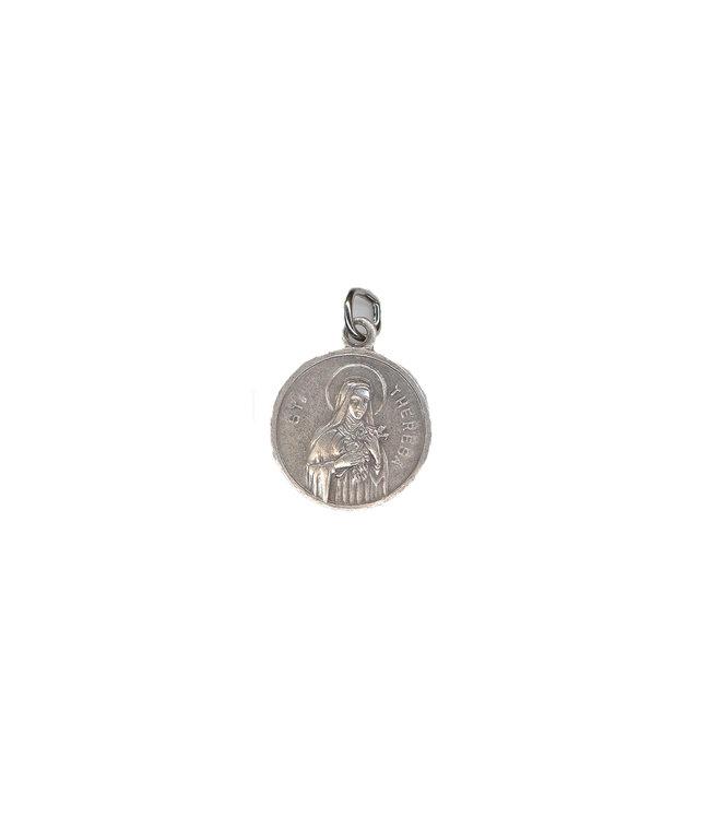 Médaille de relique sainte Thérèse