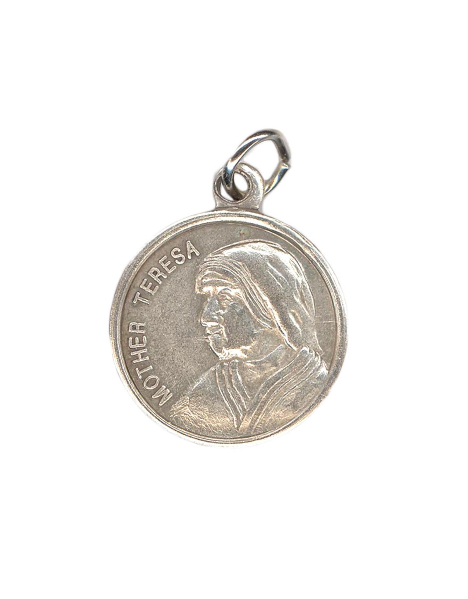Médaille relique sainte Mère Teresa