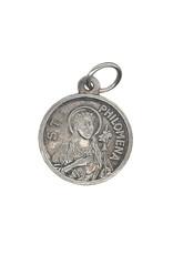 Relic medal Saint Philomena