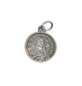 Médaille relique sainte Philomène