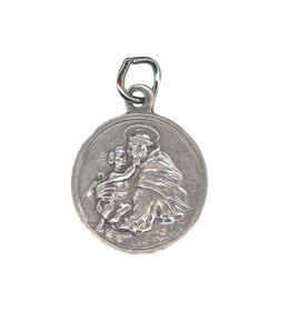 Médaille  relique saint Antoine