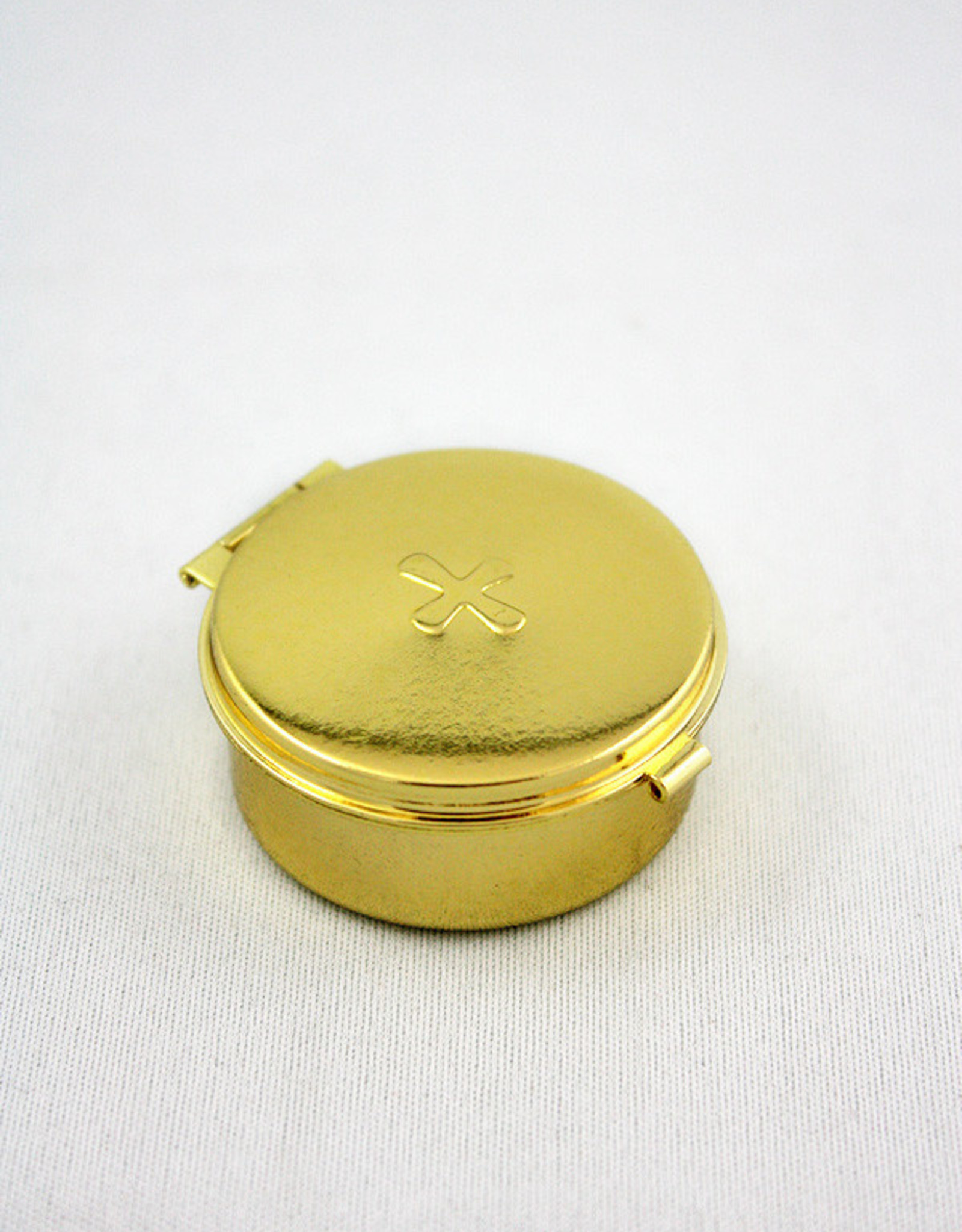 Golden pyx