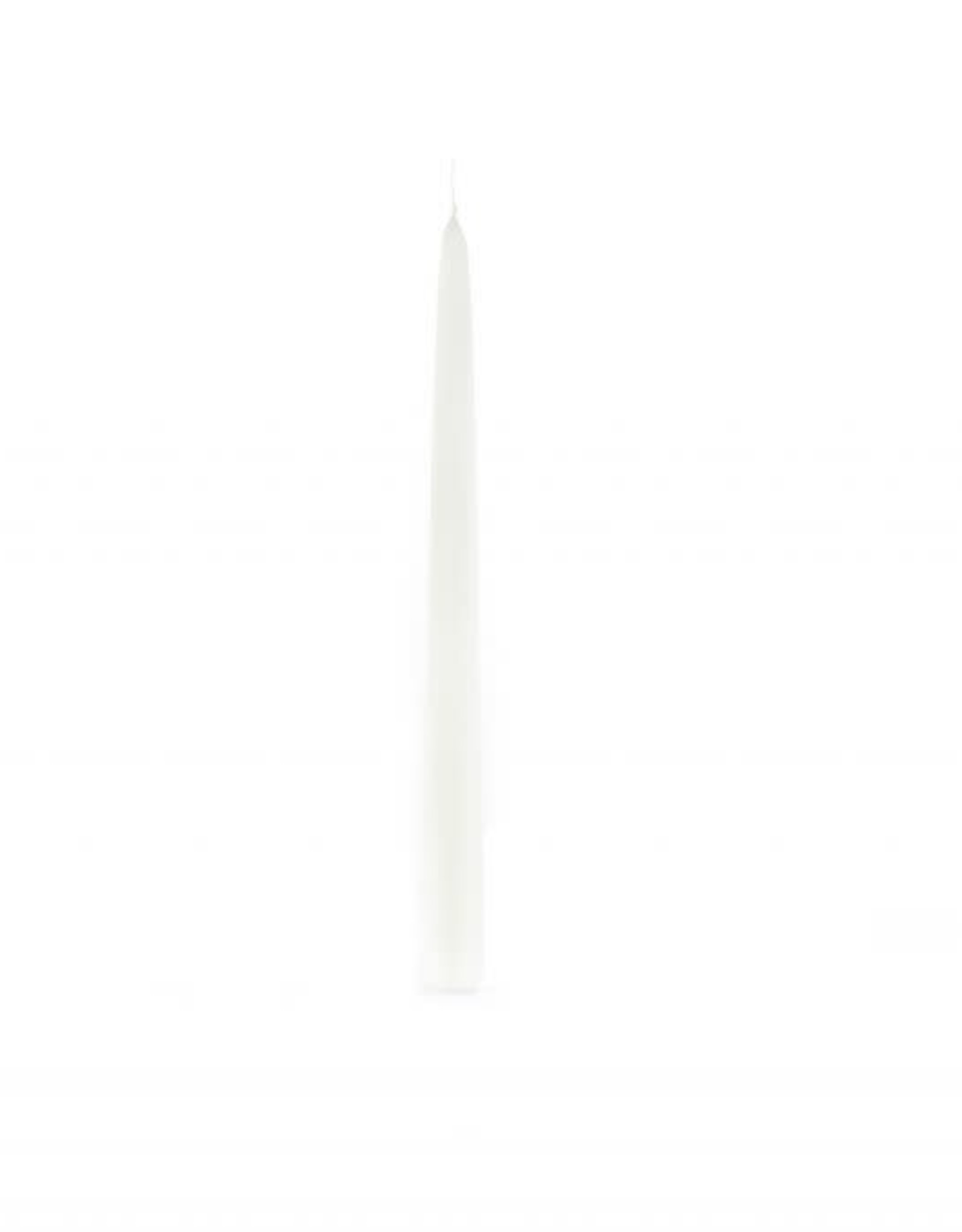 Chandelles Tradition / Tradition Candles White Taper Candle
