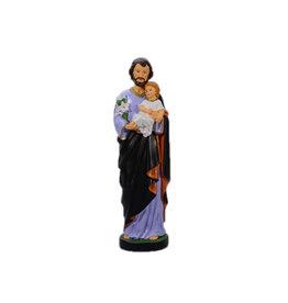 Statue of Saint Joseph and Infant Christ