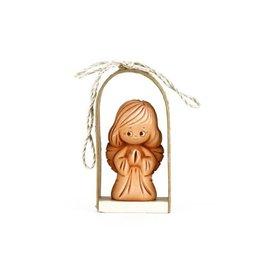 Petit Ange Gardien en céramique