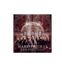 Agnus Dei : Mario Pelchat et les prêtres (CD)