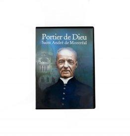 Fondation Catholique Sel et Lumière Portier de Dieu Saint André de Montréal DVD