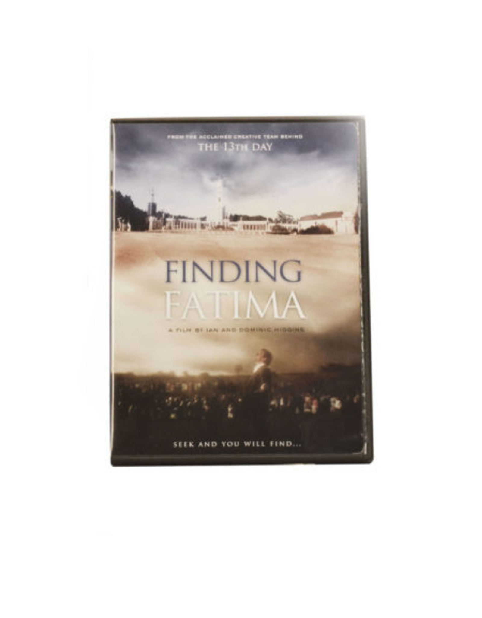 Finding Fatima (DVD) 90min ANGLAIS (sous-titres anglais/espagnol)