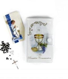 Première Communion set for boys (french)