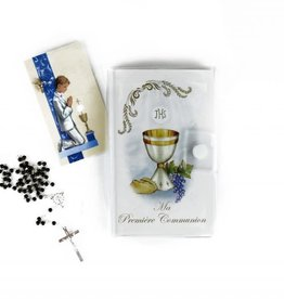 Première Communion set for boys (french)