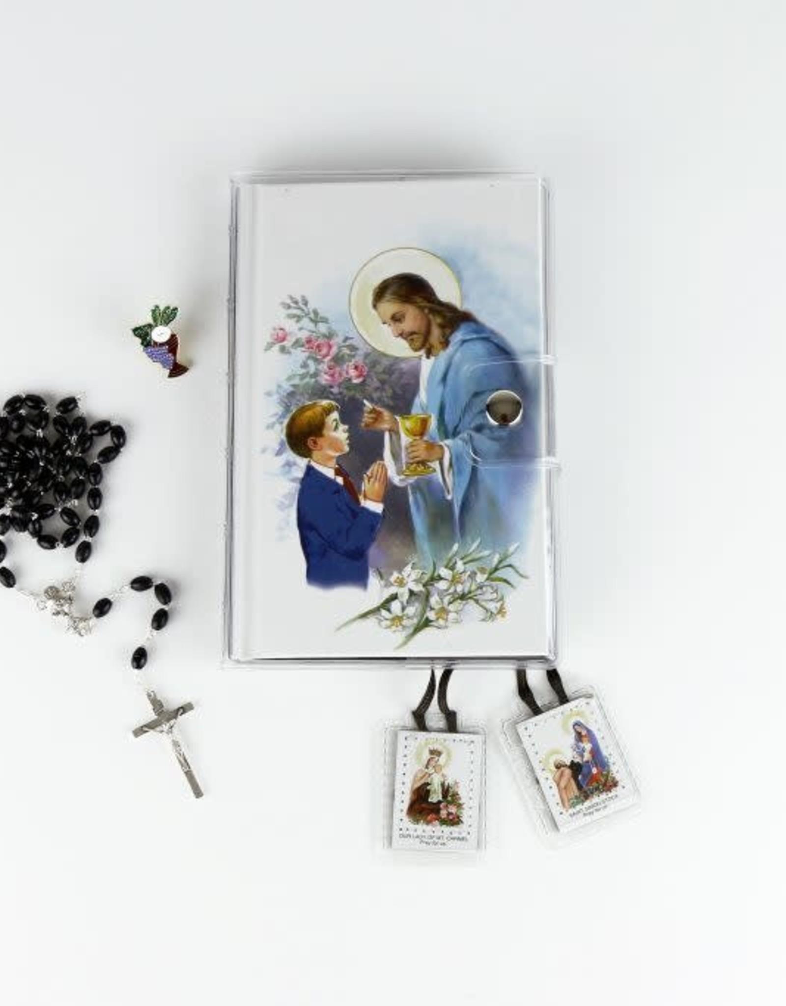 Ensemble First Communion, boy (Anglais)...First Mass Book