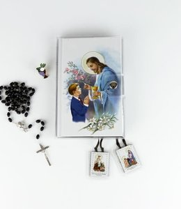 Ensemble First Communion, boy (Anglais)