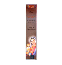 Aromatika Incense sticks Mary Mother of God