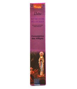 Aromatika Incense sticks Our Lady of Lourdes