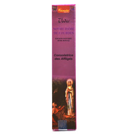 Aromatika Incense sticks Our Lady of Lourdes