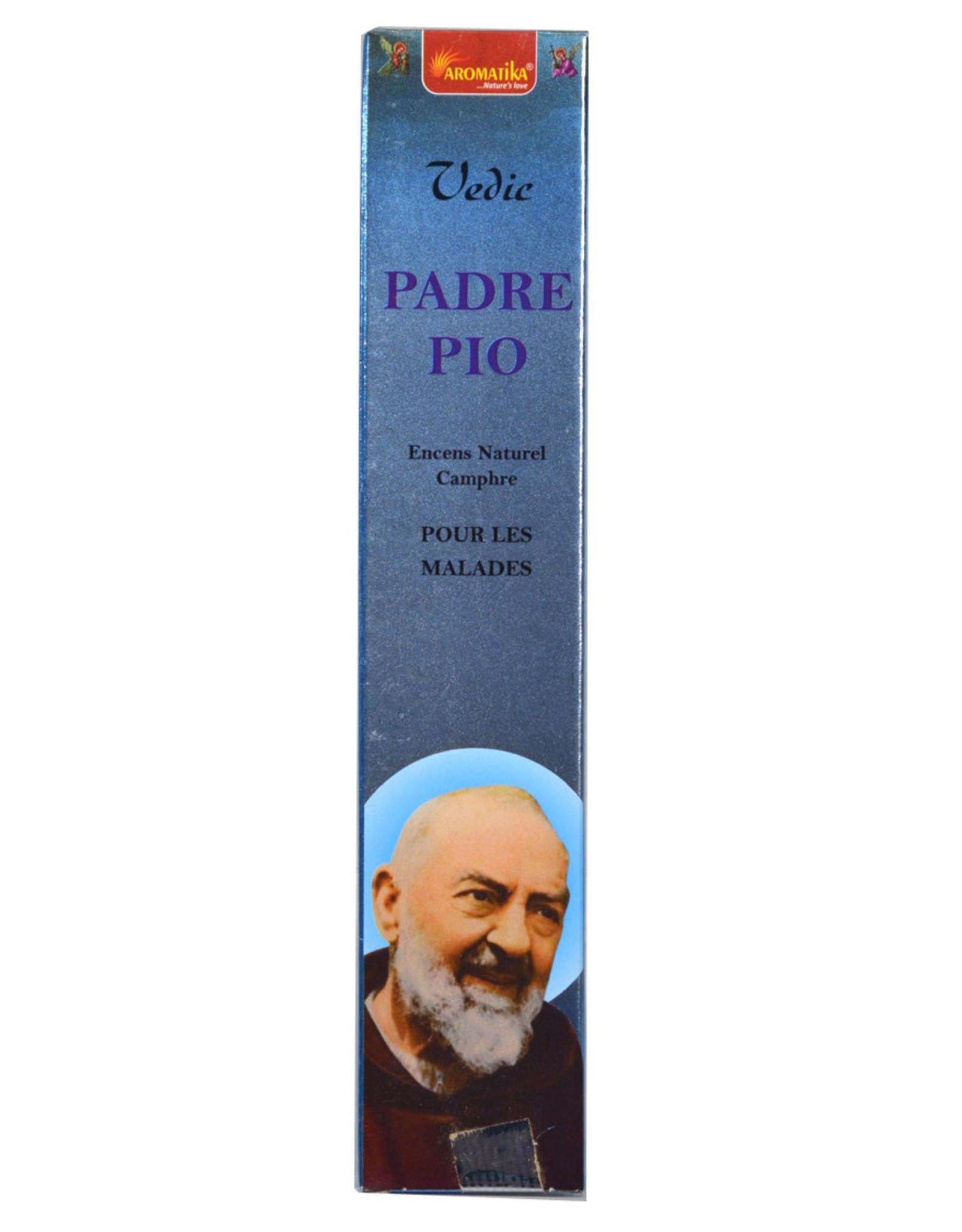 Aromatika Encens batonnet Padre Pio 12 pcs 15 g.