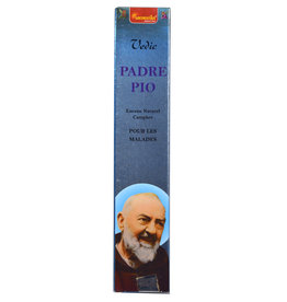 Aromatika Incense sticks  Padre Pio