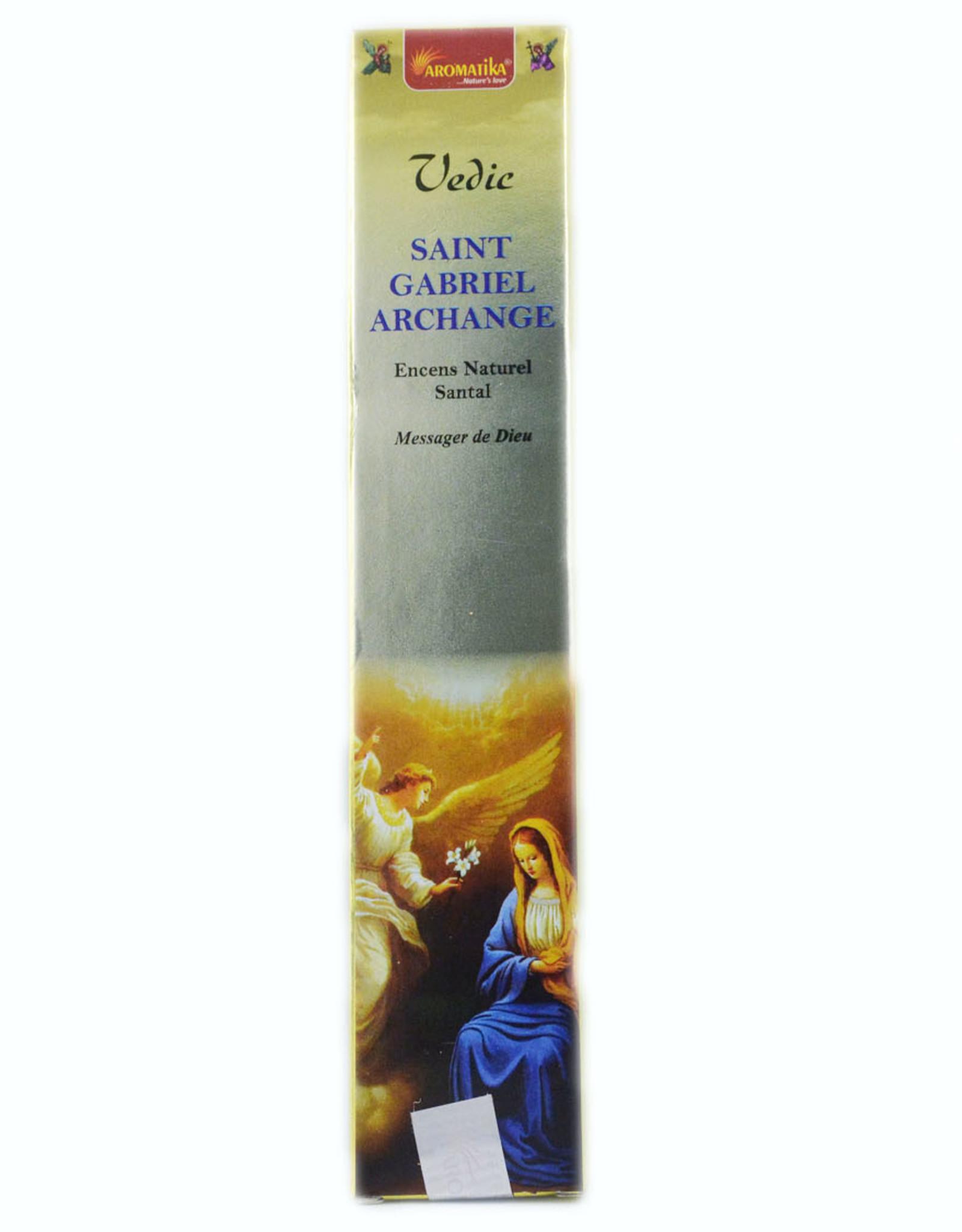 Aromatika Incense Sticks Archangel Saint Gabriel 12 pcs 15 g.