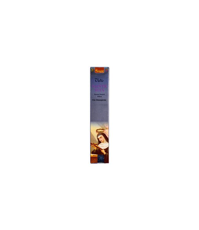 Aromatika Encens batonnet sainte Rita 12 pcs 15 g.