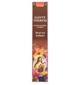 Aromatika Encens batonnet sainte Thérèse