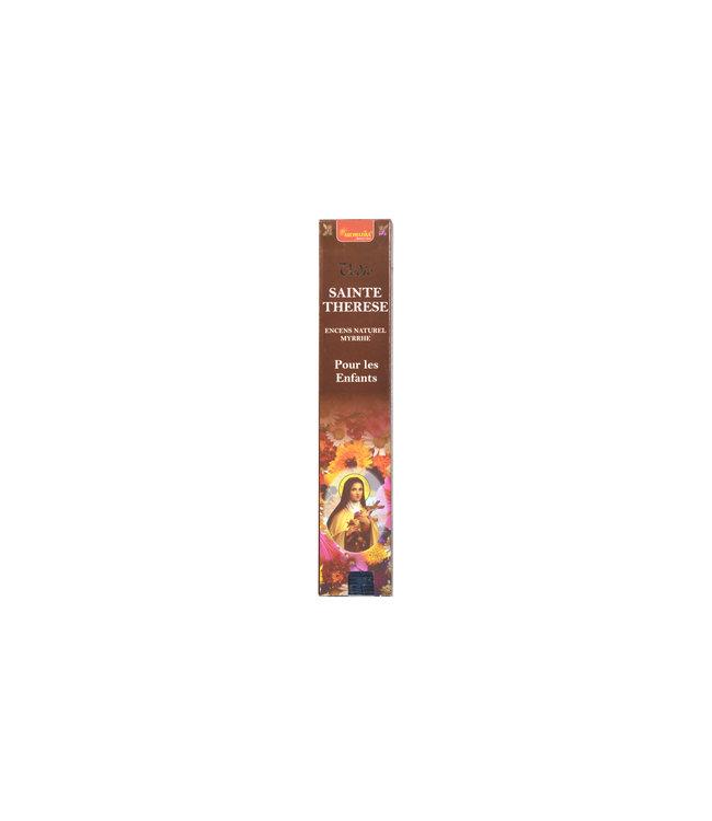 Aromatika Encens batonnet sainte Thérèse 12 pcs 15 g.