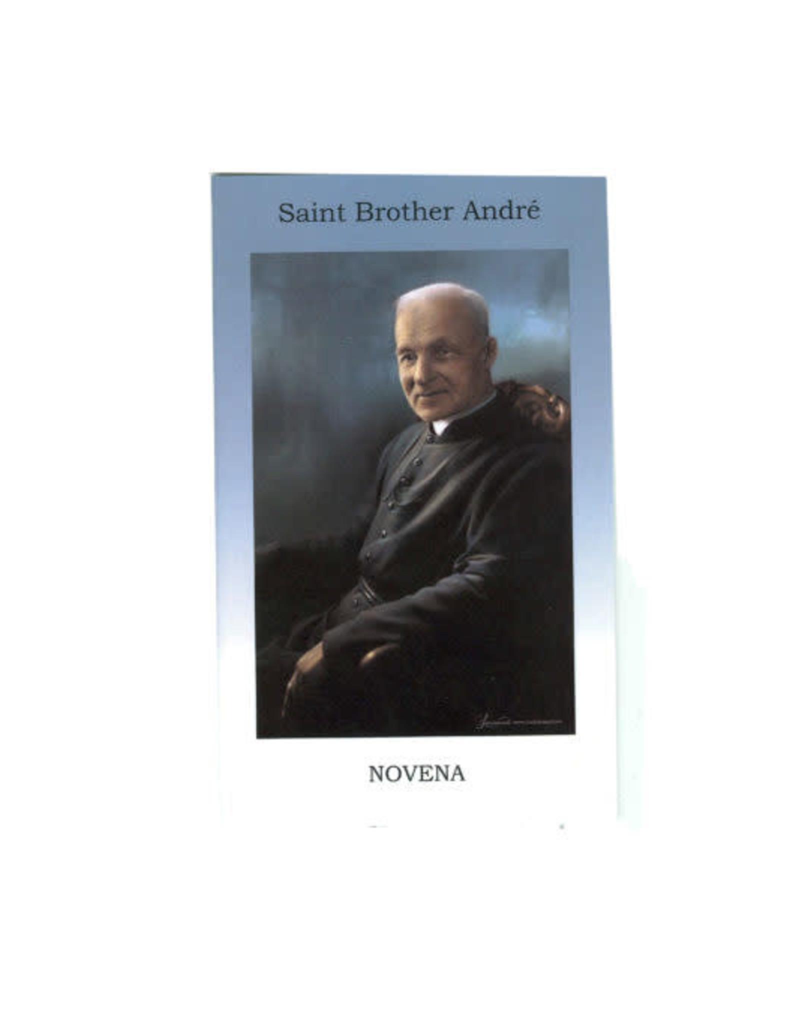 Novena to Saint Brother André (anglais)