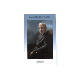 Novena to Saint Brother André (anglais)