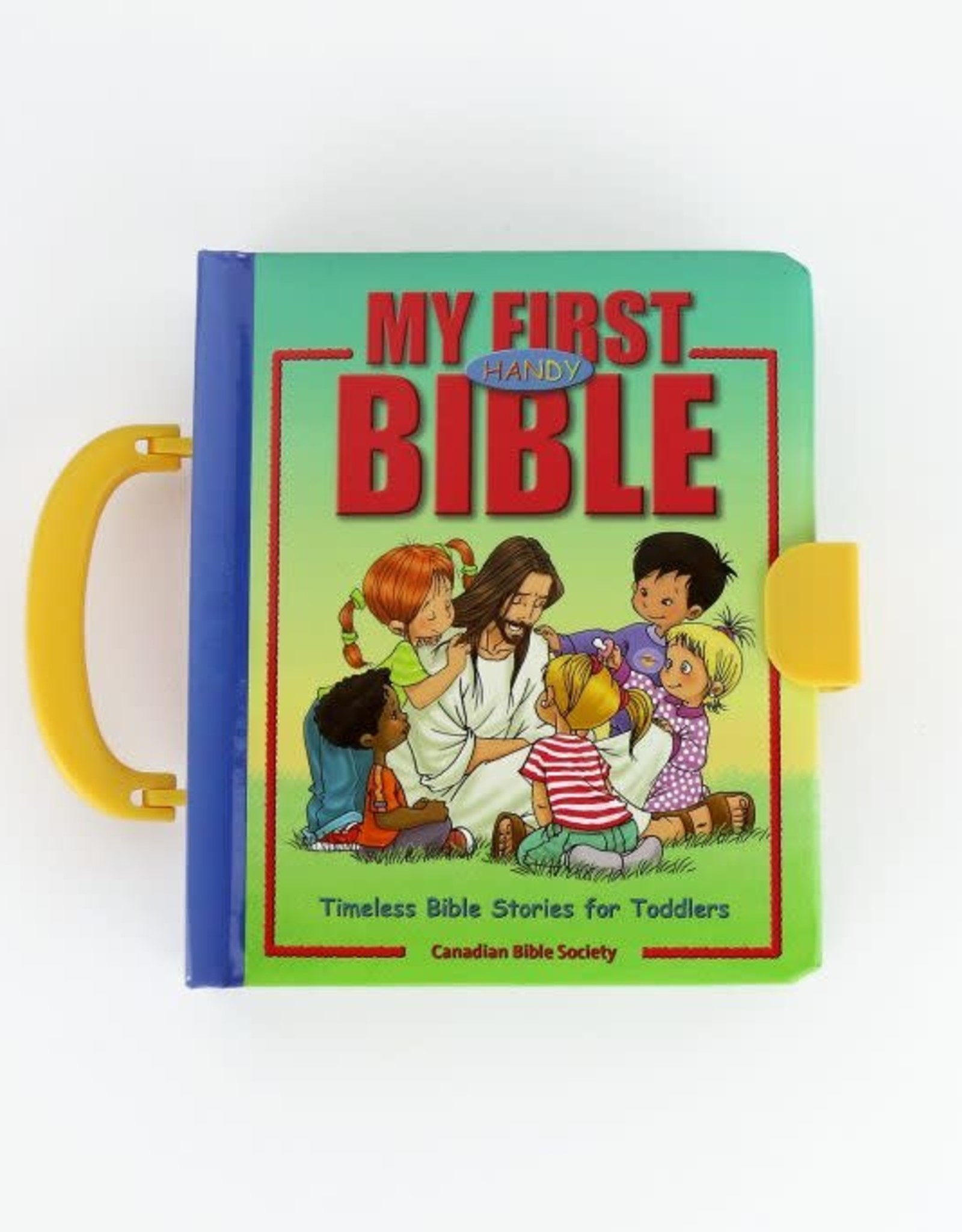 Société Biblique / Bible Society My First Handy Bible (anglais)