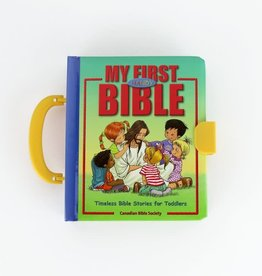 Société Biblique / Bible Society My First Handy Bible