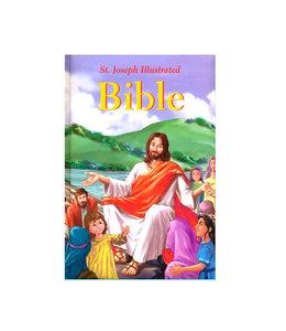Catholic Book Publishing Saint-Joseph Illustrated Bible