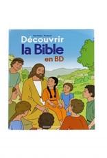 Découvrir la Bible en BD Ancien et Nouveau Testament (french)