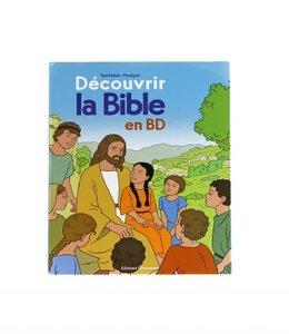 Découvrir la Bible en BD Ancien et Nouveau Testament